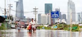 Kinh nghiệm mua nhà đất Sài Gòn thời nước ngập