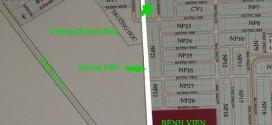 Bán đất đường DB4 lô NP19 Mỹ Phước 2