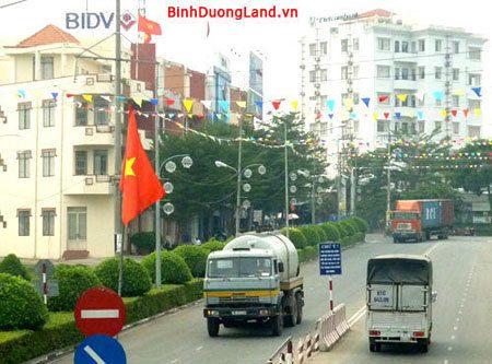 Thành lập thị xã Bến Cát và thị xã Tân Uyên   tỉnh Bình Dương