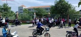 Bán đất nền lô L29, Mỹ Phước 3, đối diện bệnh viện, gần trường học, nhà trẻ
