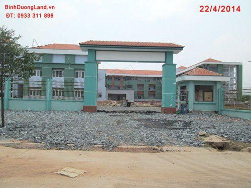 Thị xã Bến Cát sẽ đưa vào sử dụng 2 trường tiểu học mới